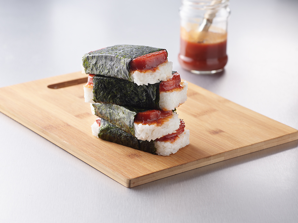 BBQ SPAM<sup>®</sup> Musubi