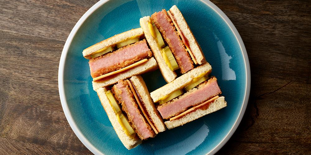 SPAM<sup>®</sup> Katsu Sandwich