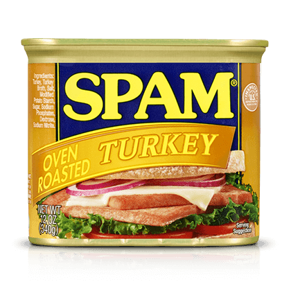 SPAM® Oven Roasted Turkey