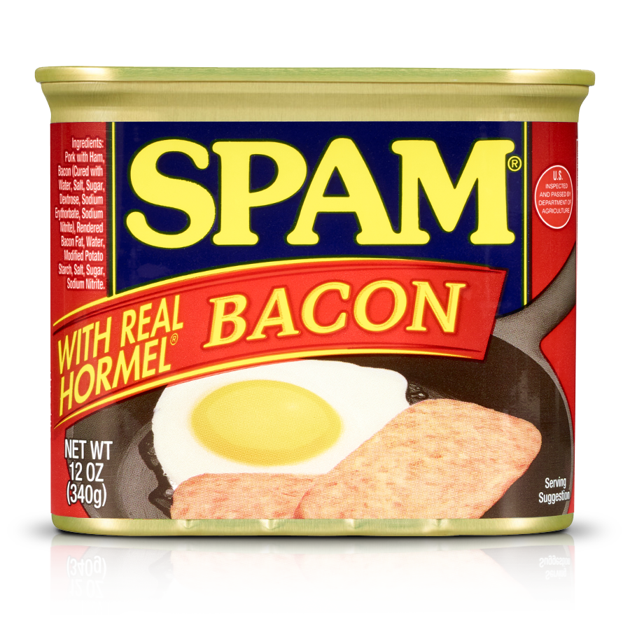 SPAM® with Real HORMEL® Bacon