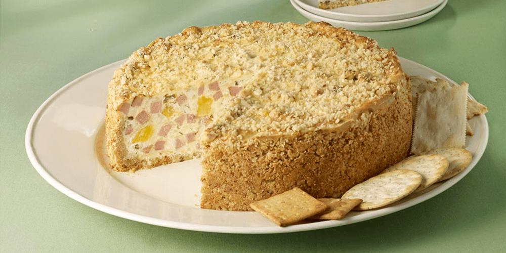 SPAM® Pineapple Cheesecake