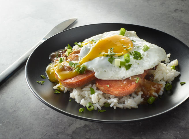 Spam Loco Moco Spam Recipes