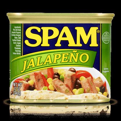 SPAM® Jalapeño