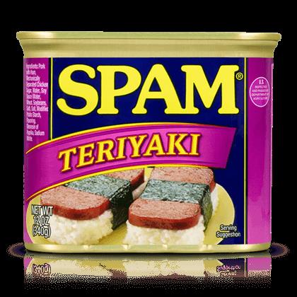 SPAM® Teriyaki