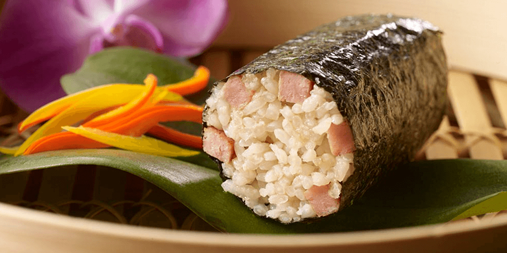 Adobo SPAM® Musubi