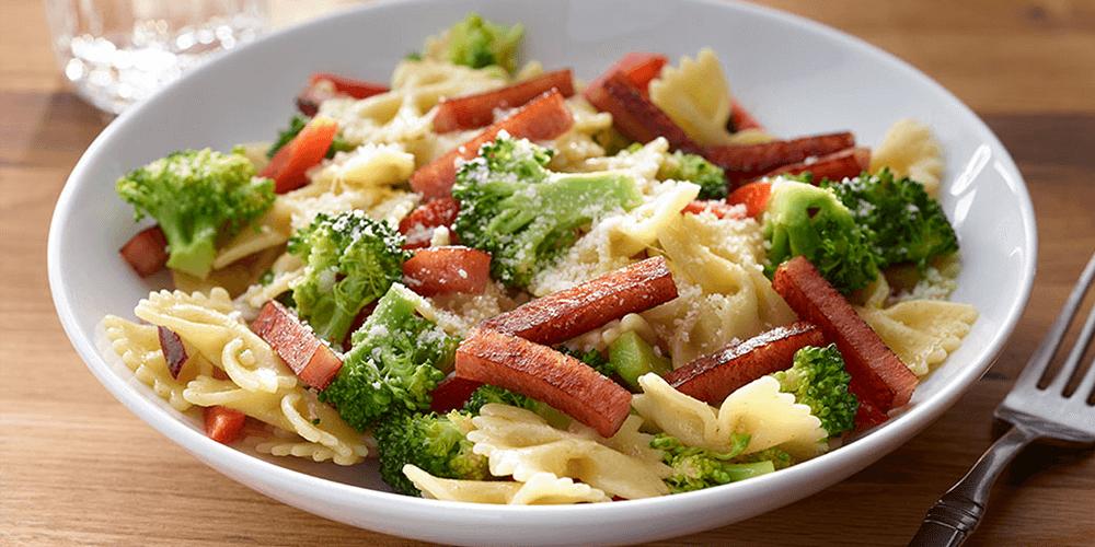 Bow Tie SPAM® Salad