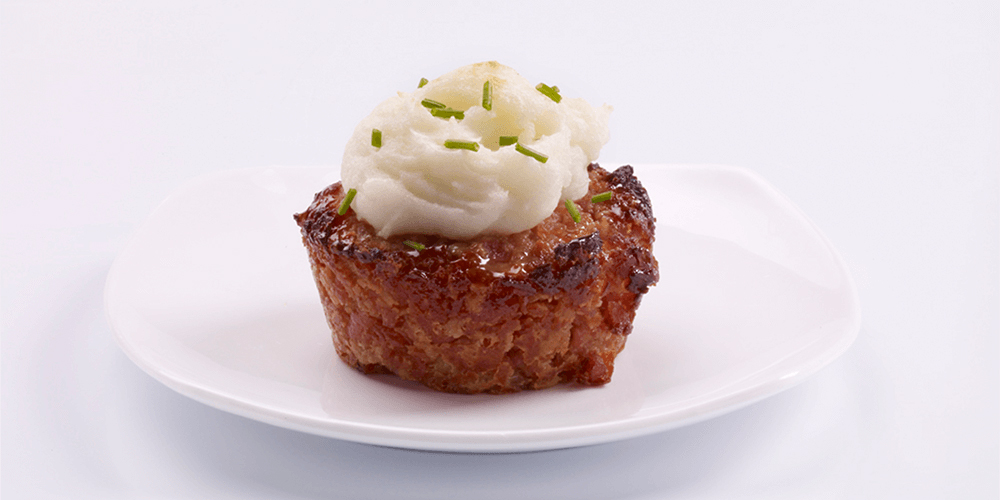 SPAM® Meatloaf Cupcakes