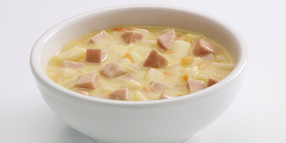 SPAM® Potato Chowder