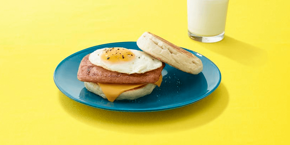 SPAM® Breakfast Muffinwich