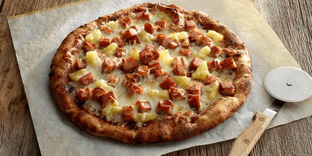 SPAM® Hawaiian Pizza