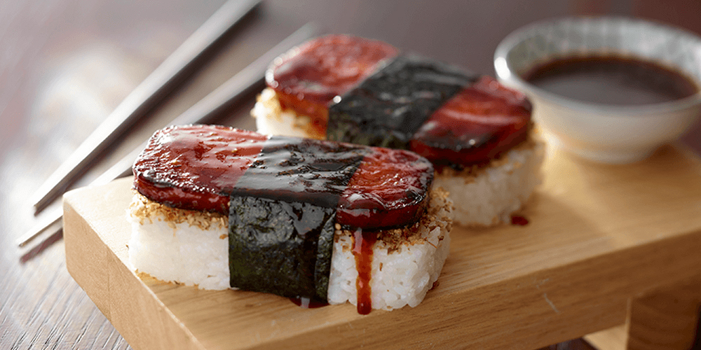 Easy Spam Musubi Recipe Spam Recipes