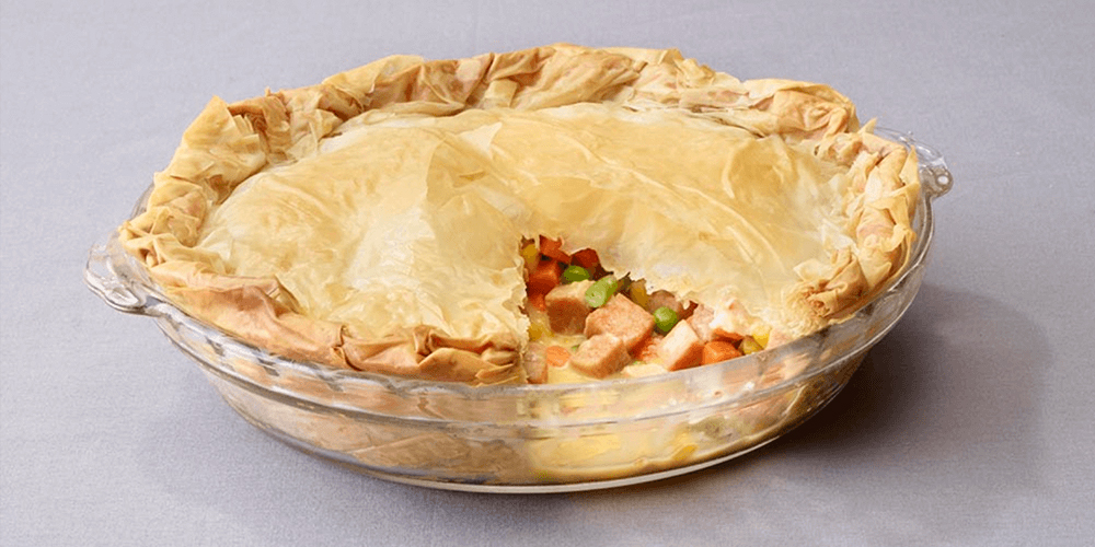 SPAM® Turkey Pot Pie