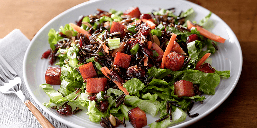 SPAM® Wild Rice Salad