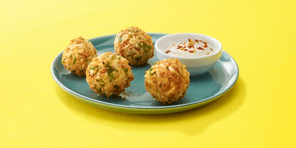 Spicy SPAM® Rice Bites