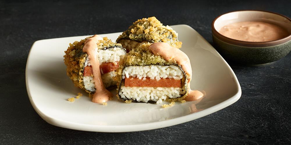 Teriyaki Katsu Spam Musubi Spam Recipes