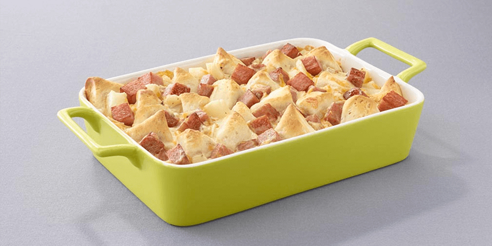 Top of the Morning SPAM® Breakfast Bake