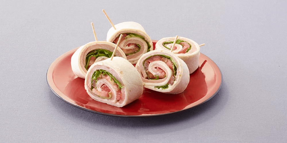 SPAM® Turkey Rollups
