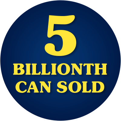 The 5 billionth can of SPAM products is sold in 1994.