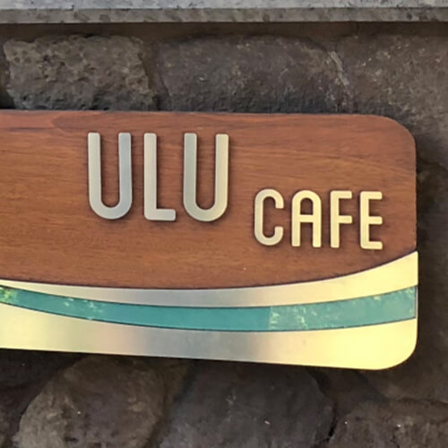 Ulu Cafe