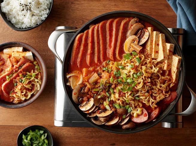 SPAM® Classic Budae Jjigae Army Stew