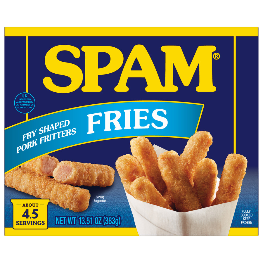 SPAM® Fries