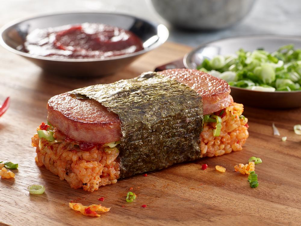 LONO Korean Fried Rice Musubi