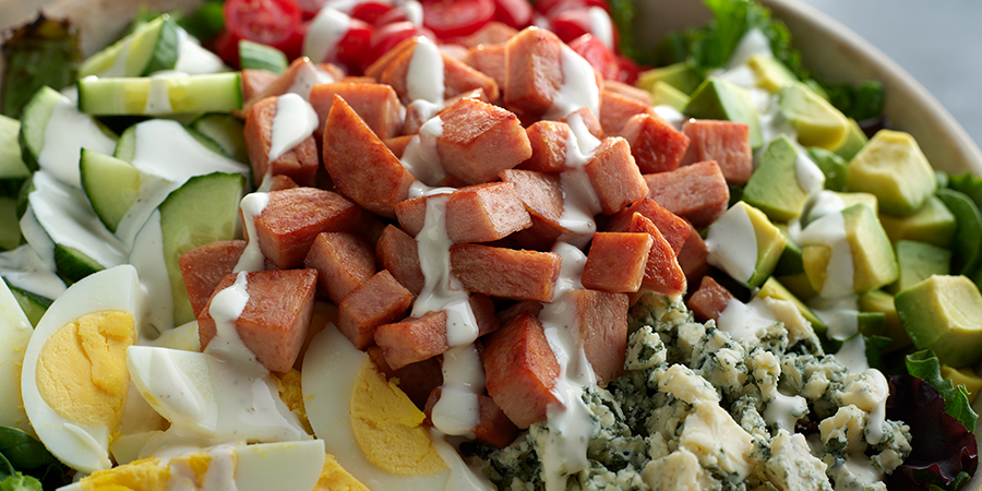 SPAM® Cobb Salad