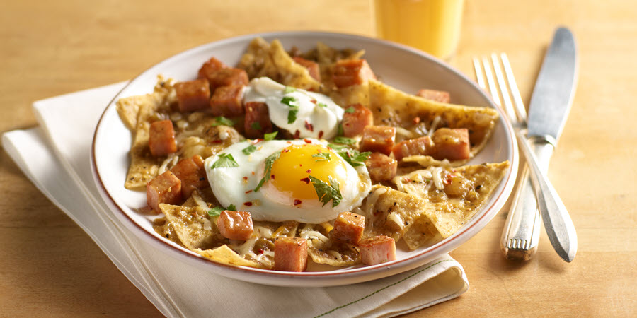 SPAM<sup>®</sup> Chilaquiles Verde